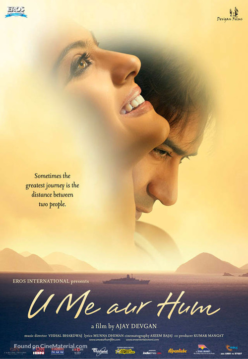 U, Me Aur Hum - Indian Movie Poster