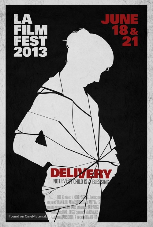 Delivery - Movie Poster