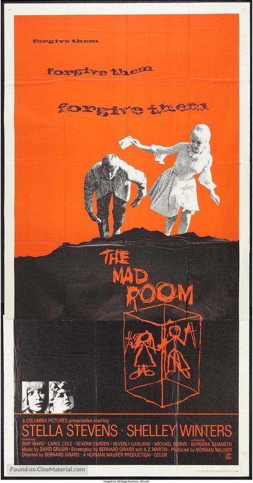 The Mad Room - Movie Poster