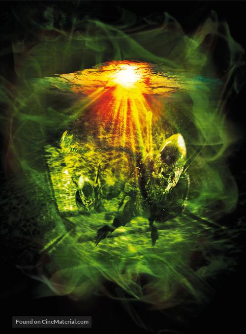 Alien: Resurrection - Key art