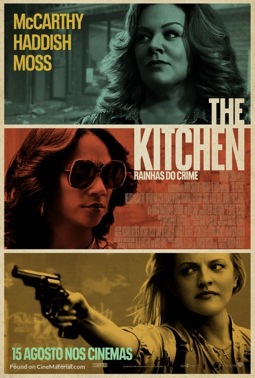 The Kitchen - Portuguese Movie Poster