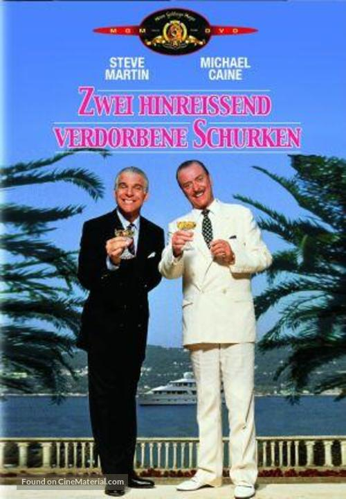Dirty Rotten Scoundrels - German Movie Cover