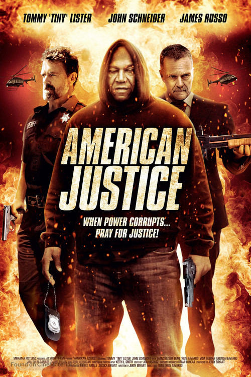 American Justice - Movie Poster