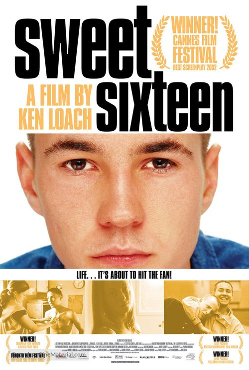 Sweet Sixteen - Movie Poster