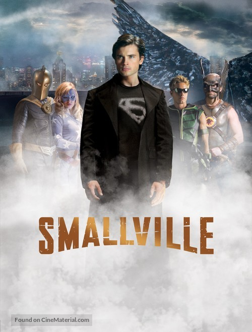 """Smallville"" - Movie Poster"