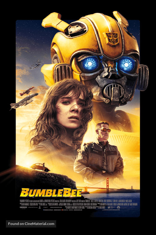 Bumblebee - Danish Movie Poster