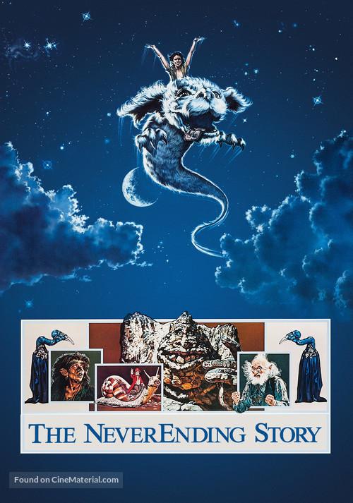 Die unendliche Geschichte - Movie Cover