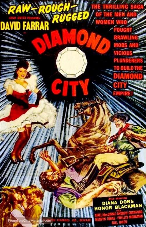 Diamond City - Movie Poster