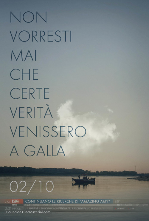 Gone Girl - Italian Movie Poster