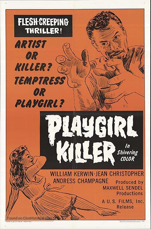 Playgirl Killer - Movie Poster