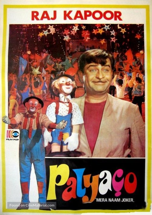 mera naam joker turkish movie poster