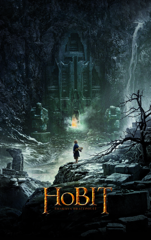 The Hobbit: The Desolation of Smaug - Czech Movie Poster