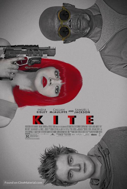 Kite - Movie Poster