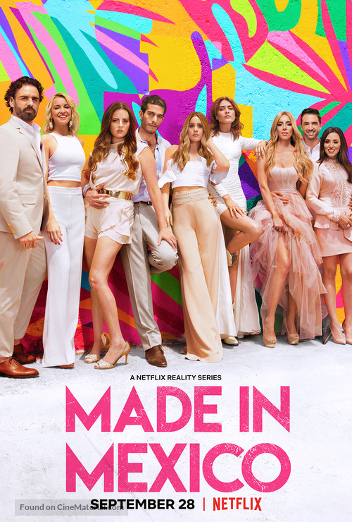 """Made in Mexico"" - Movie Poster"