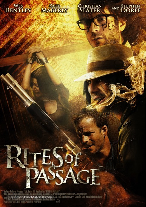 Rites of Passage - Movie Poster