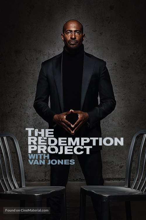 """The Redemption Project with Van Jones"" - Movie Cover"
