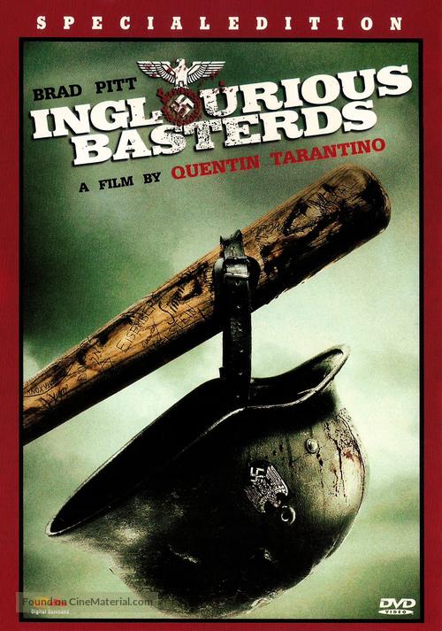Inglourious Basterds - Movie Cover