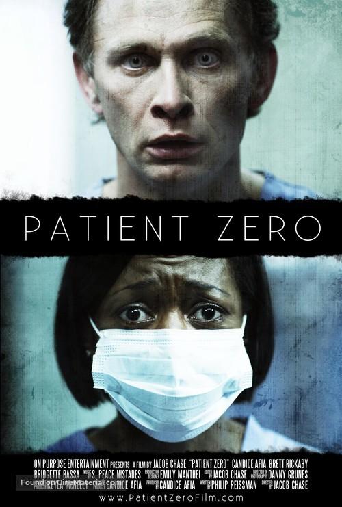 Patient Zero Movie Poster
