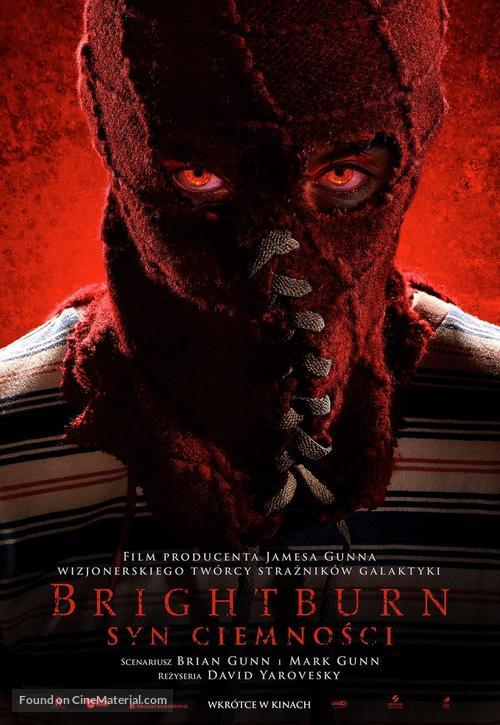 Brightburn - Polish Movie Poster