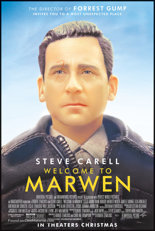 Welcome to Marwen - Movie Poster
