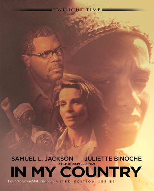 In My Country - Movie Cover