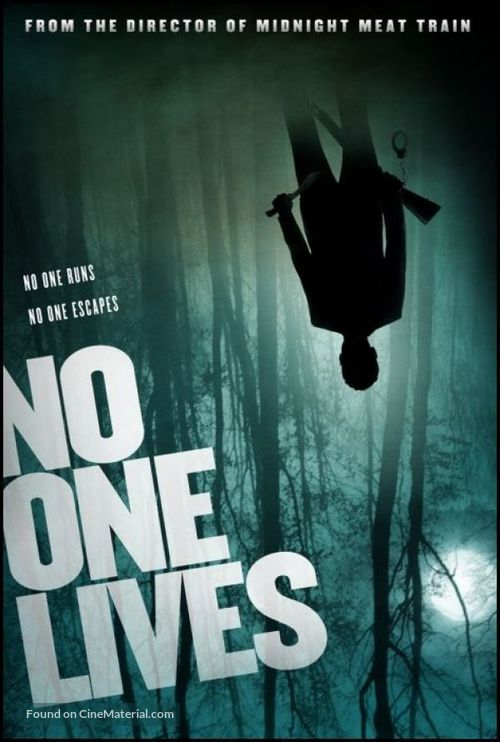No One Lives - DVD movie cover