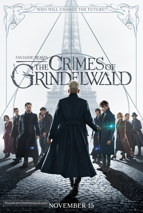 Fantastic Beasts: The Crimes of Grindelwald - Philippine Movie Poster
