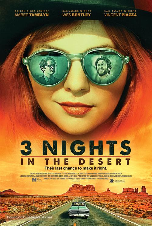 3 Nights in the Desert - Movie Poster