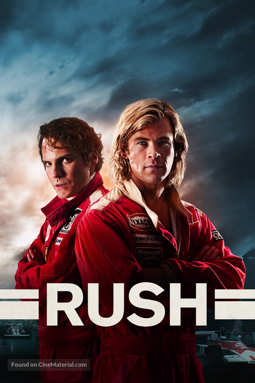 Rush - Movie Poster