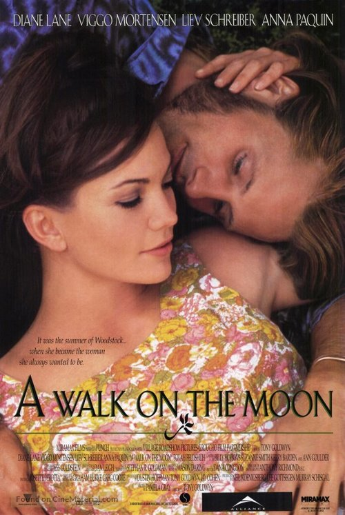 A Walk on the Moon - Canadian Movie Poster