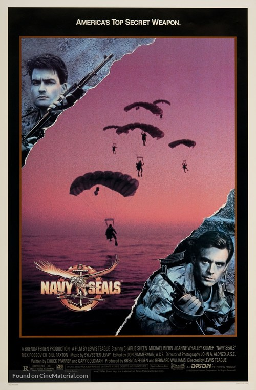 Navy Seals - Movie Poster