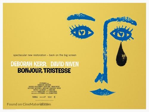 Image result for bonjour tristesse poster