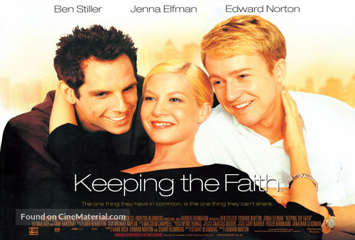 keeping the faith.2000