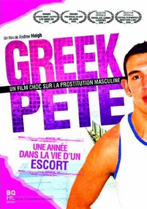 Greek Pete - French Movie Cover