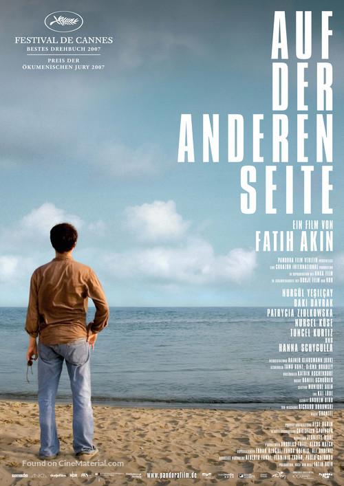 Auf der anderen Seite - German Movie Poster