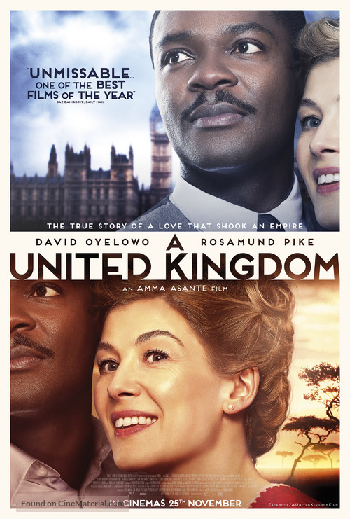 A United Kingdom - British Movie Poster