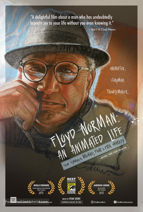 Floyd Norman: An Animated Life - Movie Poster