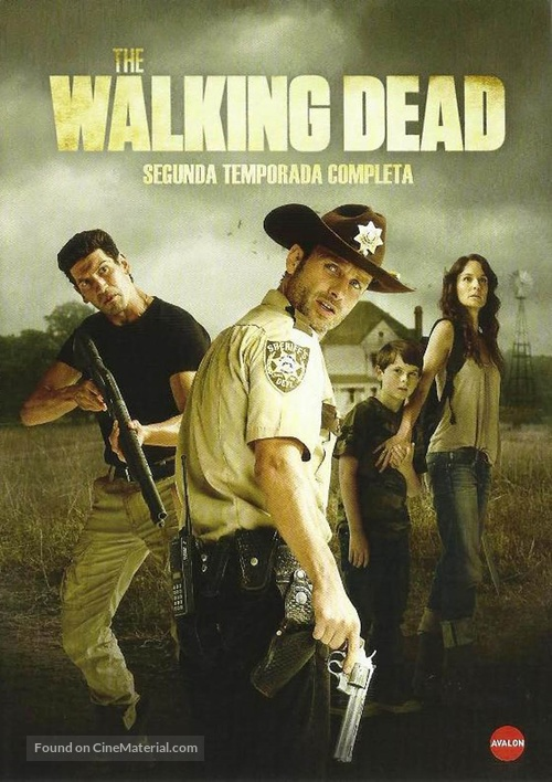 """The Walking Dead"" - Movie Cover"