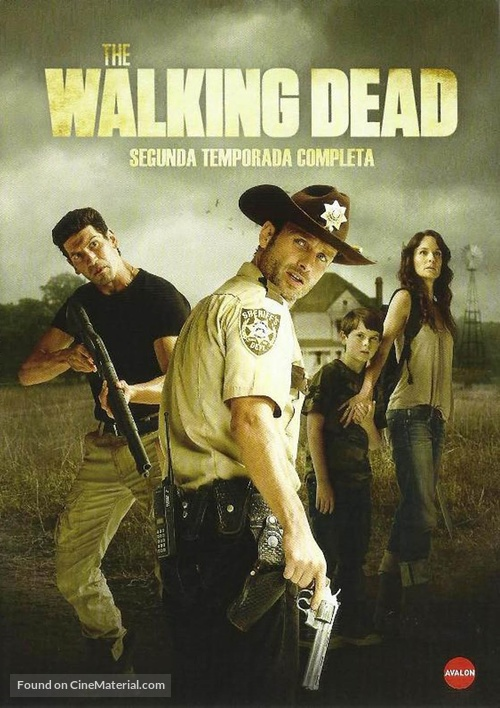 """""""The Walking Dead"""" - Movie Cover"""