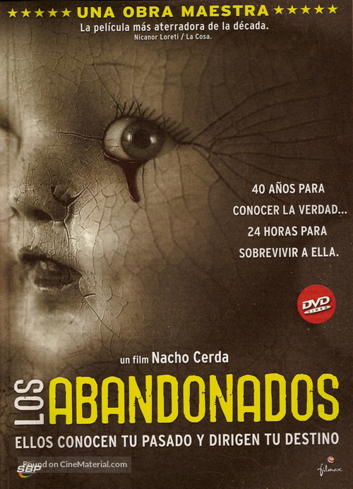 The Abandoned - Argentinian Movie Cover
