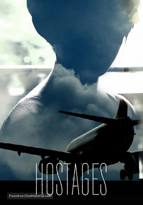 Hostages - Georgian Movie Poster