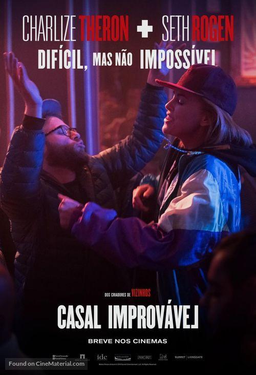 Long Shot - Brazilian Movie Poster