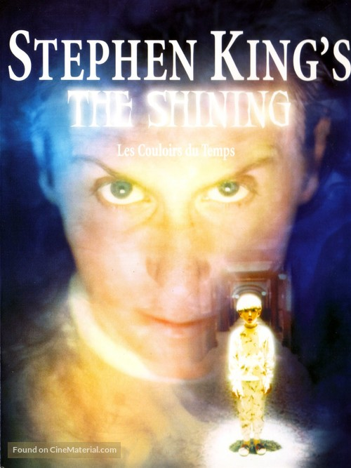 """The Shining"" - French DVD cover"