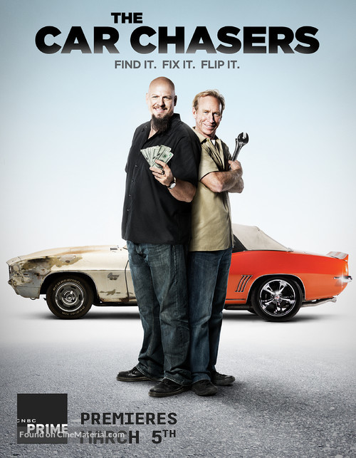 """""""The Car Chasers"""" - Movie Poster"""