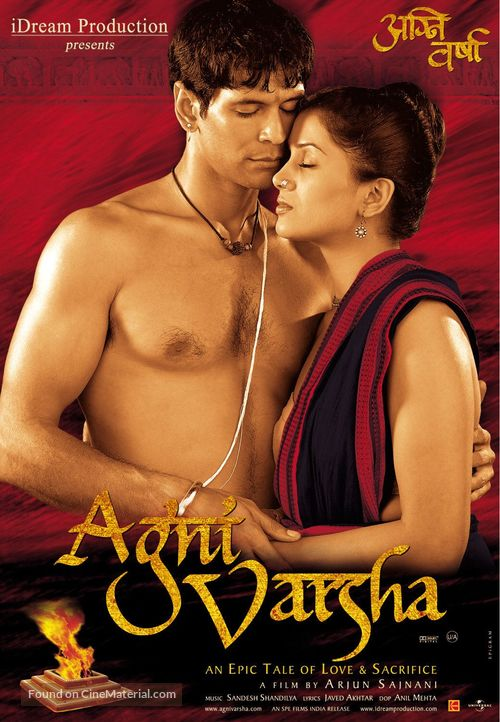 Agni Varsha - Indian Movie Poster