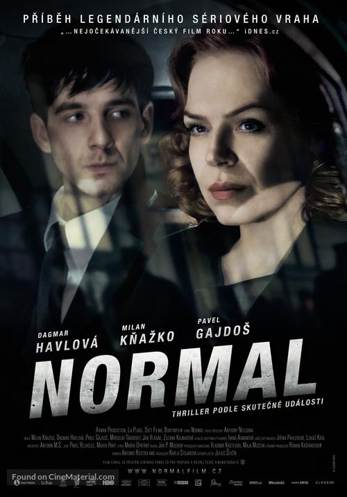 Normal - Czech Movie Poster