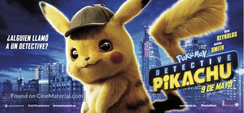 Pokémon: Detective Pikachu - Mexican Movie Poster