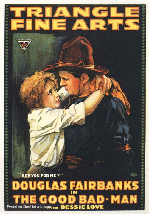 The Good Bad Man - Movie Poster