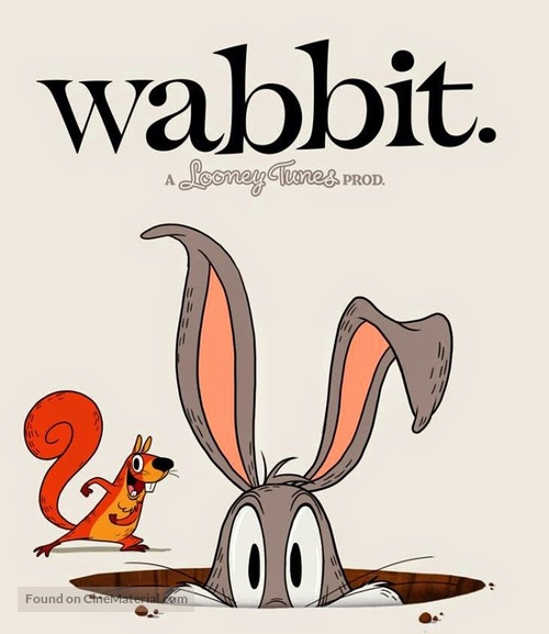 """Wabbit: A Looney Tunes Production"" - Movie Poster"