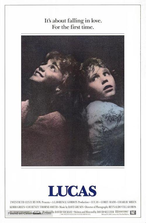 Lucas - Movie Poster